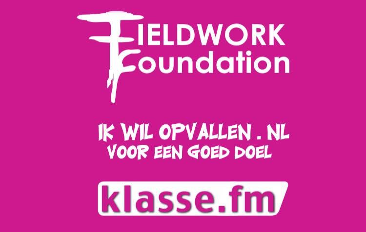 ik wil opvallen voor Fieldwork Foundation